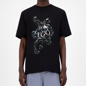 DAILY PAPER - Kill Your Ego T-shirt